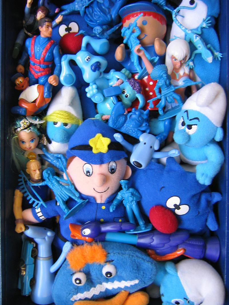 Blue 2004