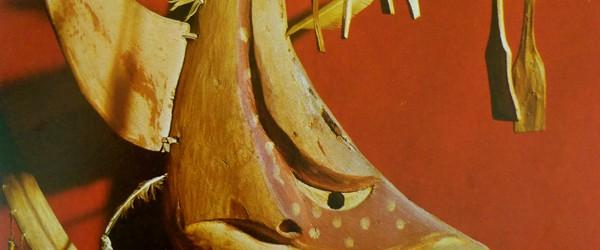 Kuskokwim, Inuit mask