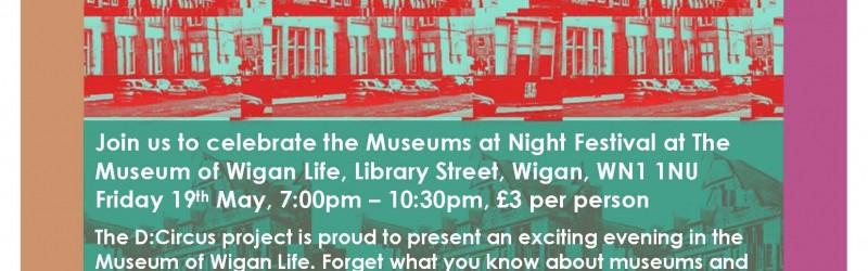 Museums at Night May Promo